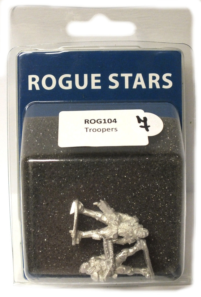North Star - Rogue Stars - Troopers 28mm