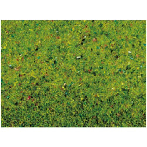 Noch - Flowered Grass Mat (120x60cm) - NH00270