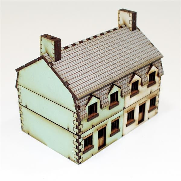 4GROUND - Semi-detached house (Type 1) - 15mm - 15S-EAW-104