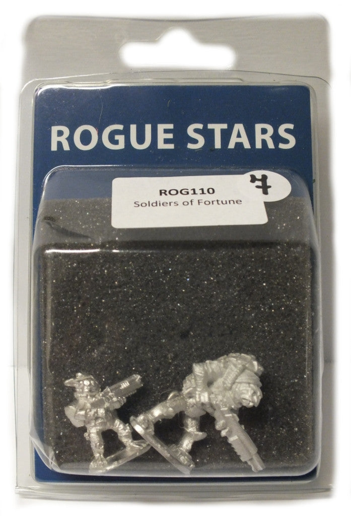 North Star -ROG110- Rogue Stars - Soldiers of Fortune 28mm