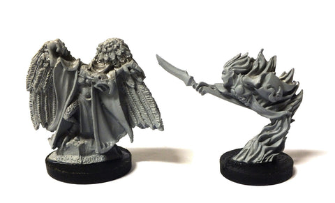 Warmaster - Daemons Characters of Tzeentch - 10mm