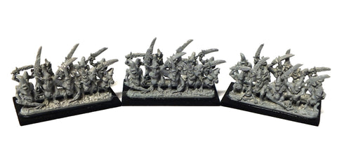 Warmaster - Daemons Horde of Nurgle - 10mm