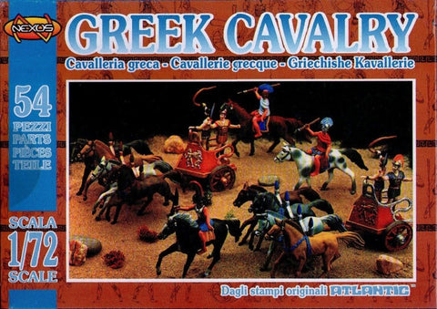 Atlantic (Nexus) - Greek cavalry - 1:72