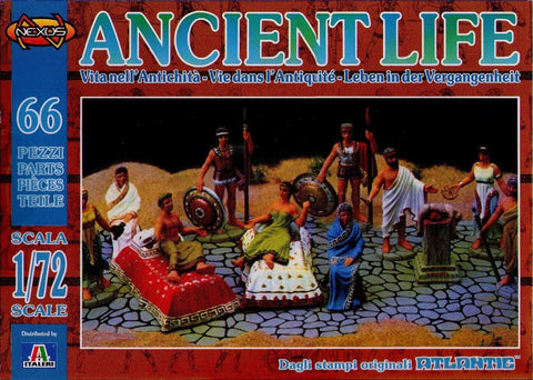 Atlantic (Nexus) - Ancient life - 1:72