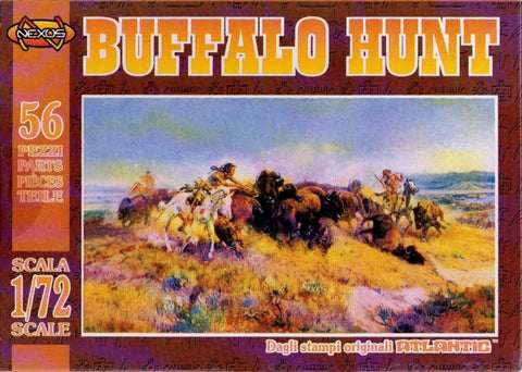 Atlantic (Nexus) - Buffalo hunt - 1:72