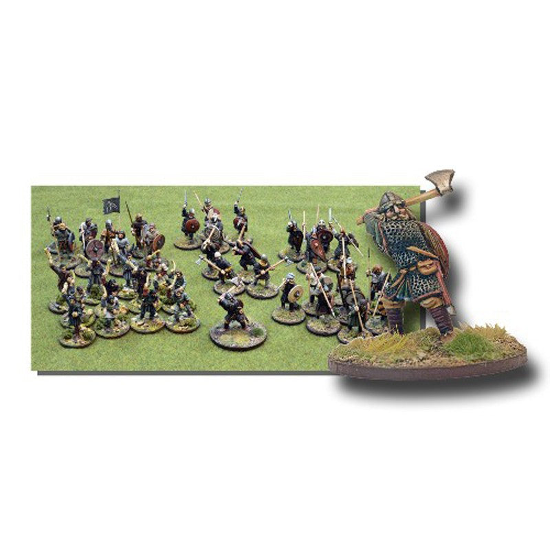 Gripping Beast SSB18 - SAGA - Anglo-Danish warband (6 points) - 28mm