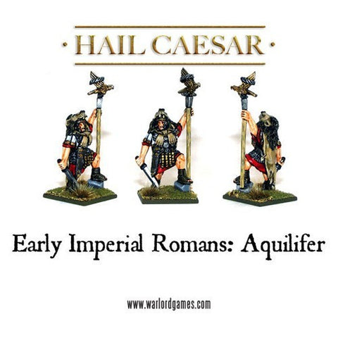 Warlord Games - Hail Caesar - Imperial roman aquilifer - 28mm
