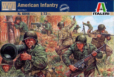 Italeri - American infantry (World War II) - 1:72