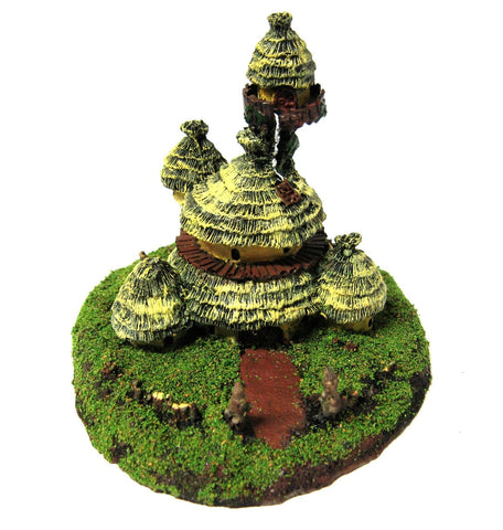 Forge World for Warmaster - Orc Boss House (scale 10mm) - UNPAINTED - ES235