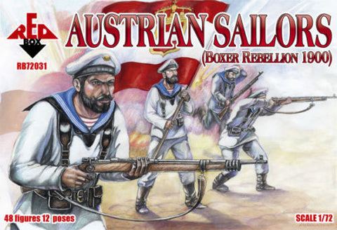 Red Box - Austrian sailors - 1:72