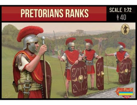 Strelets - Pretorians ranks - 1:72