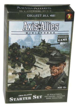 Avalon Hill Axis & Allies Base Two Player Starter Set