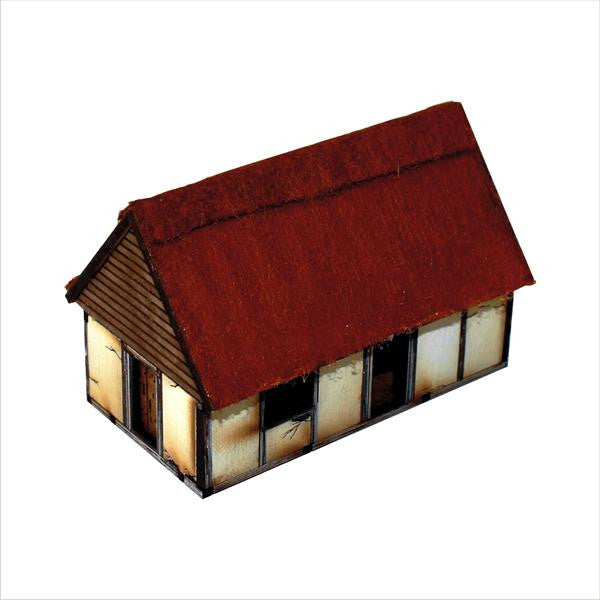 4GROUND - Anglo danish dwelling - 15mm - 15S-DAR-103
