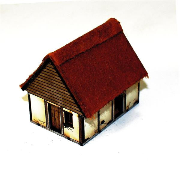 4GROUND - Anglo danish hovel - 15mm - 15S-DAR-104