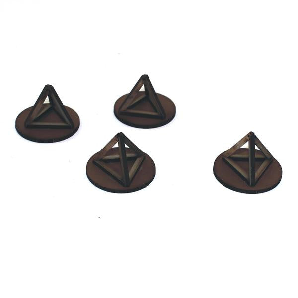4GROUND - 15S-EAW-A06 - Tank traps - 15mm