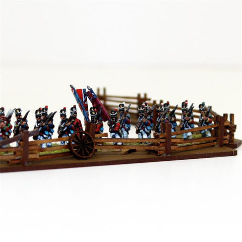 Snake fencing 4GROUND 15mm 15S-TAO-104