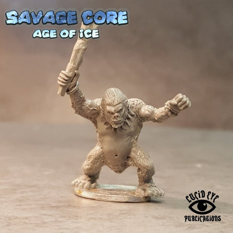 Lucid Eye LI-IAB006 - Ice Age Simian Boss Vim The Mad