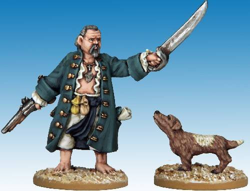 North Star - Lichfield Tony, ex-Smuggler from Cornwall & Baz - 28mm