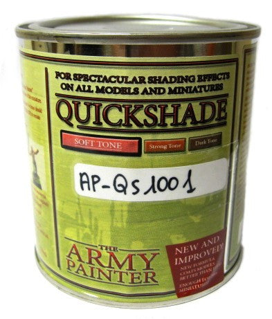 The Army Painter - AP-QS1001 -  Dipping (soft tone) - 250ml