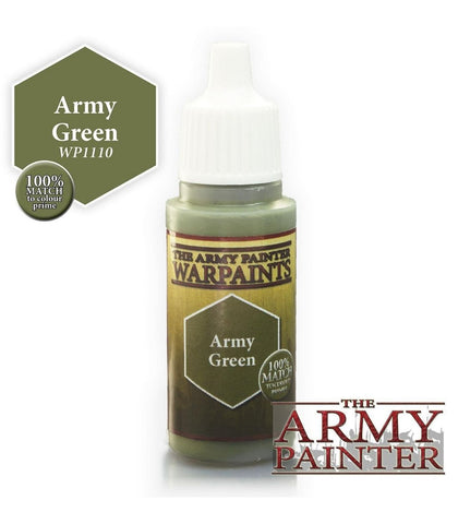 The Army Painter - Army Green 18ml.