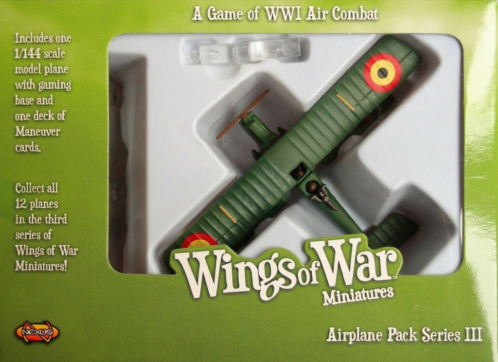 Wings of War: Airplane series III - RAF R.E.8 (Aviation militaire) - 1:144