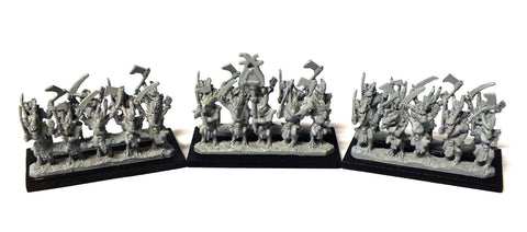 Warmaster - Daemons Horde of Khorne - 10mm