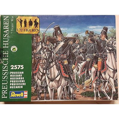 Revell - Prussian hussars - 1:72