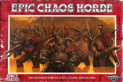 Epic - Chaos Horde - 6mm