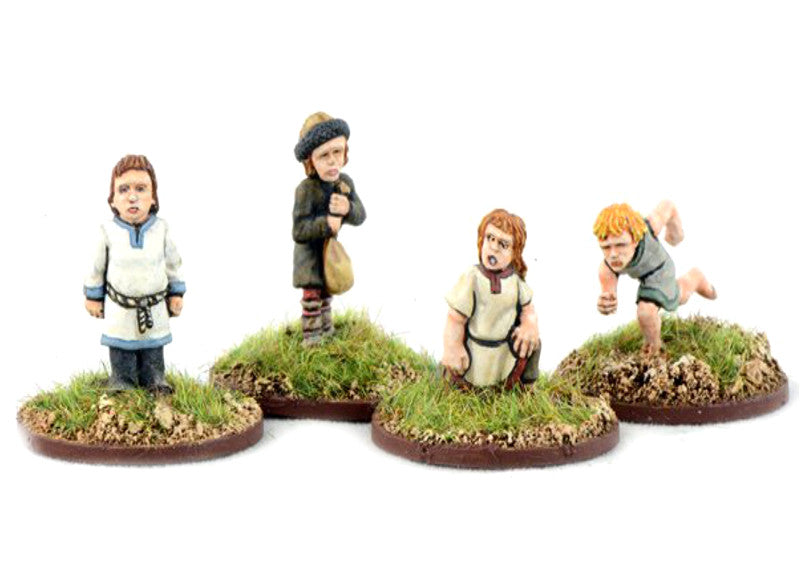 Gripping Beast - SAGA - Children - 28mm - SSC07