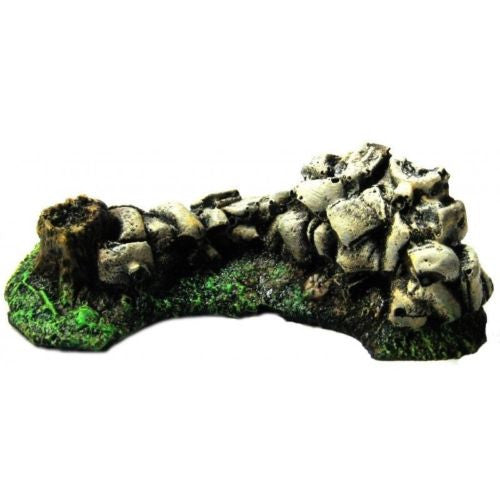 Scenery - Wargame - 28mm - ES66 - Sandbagged Emplacement - USED