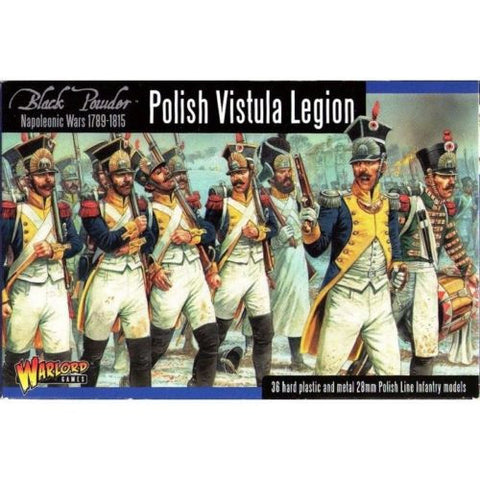 Black Powder - 302011801 - Polish vistula legion - 28mm