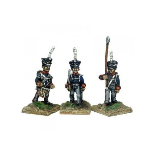 Magister Militum - Prussian Command (Napoleonic) - 15mm
