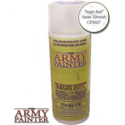 The Army Painter - Aegis Suit Satin Varnish - 400ml - AP-CP3027