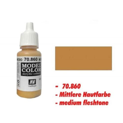 Vallejo Color - Medium fleshtone 021