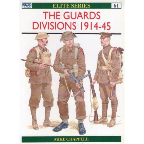Osprey - Elite Series - N.61 - The guards divisions 1914-45