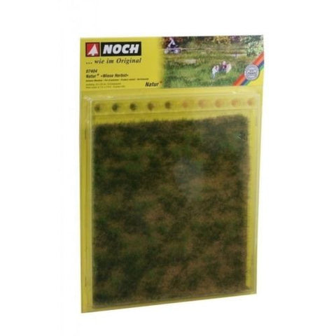 Noch - Autumn meadow (22x20cm) - Grass tufts (10 item)