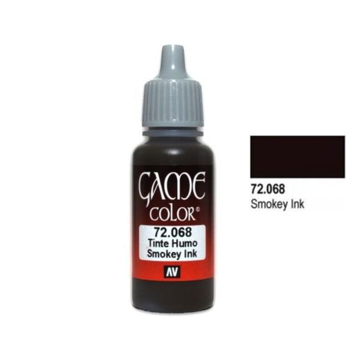 Vallejo Game Color - Smokey Ink