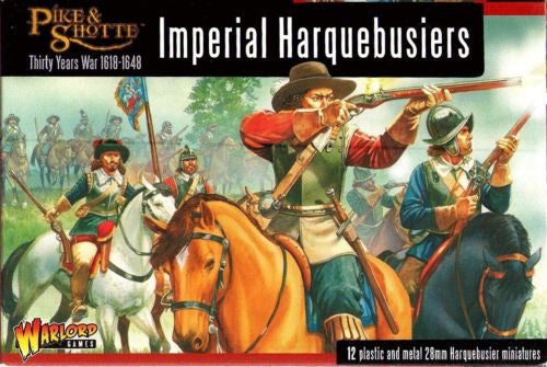 Warlord Games - WGP-15 - Pike & Shotte - Imperial harquebusiers - 28mm