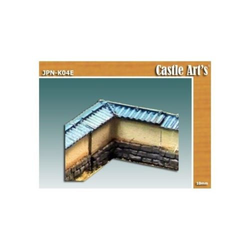 Castle Art's - Exterior wall corner - 10mm