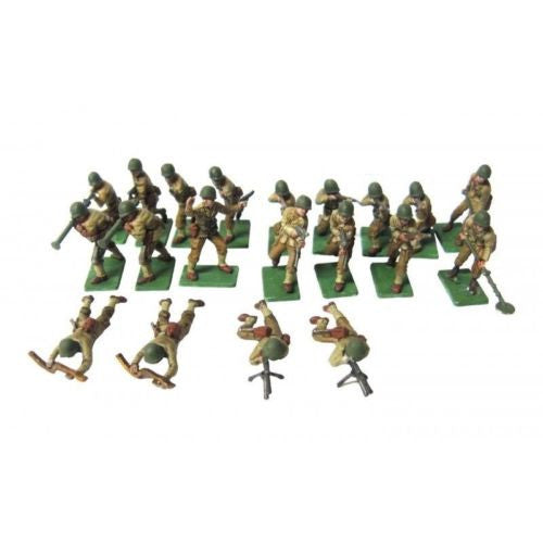 American Rangers (WWII) - 1:72