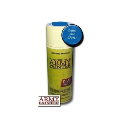 The Army Painter - Color primer Crystal blue - 400ml
