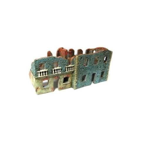Hovels - Bombarded Building - 20mm - 14B