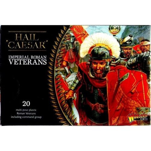 Hail Caesar - WGH-IR-02 - Early Imperial Romans: Veterans - 28mm
