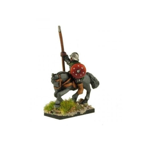 Magister Militum - Carolingian guard cavalry with lance - 15mm