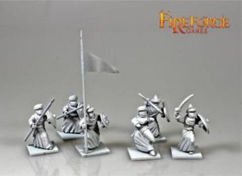 Fireforge Games - Deus Vult - Arab Sudanese Command - 28mm