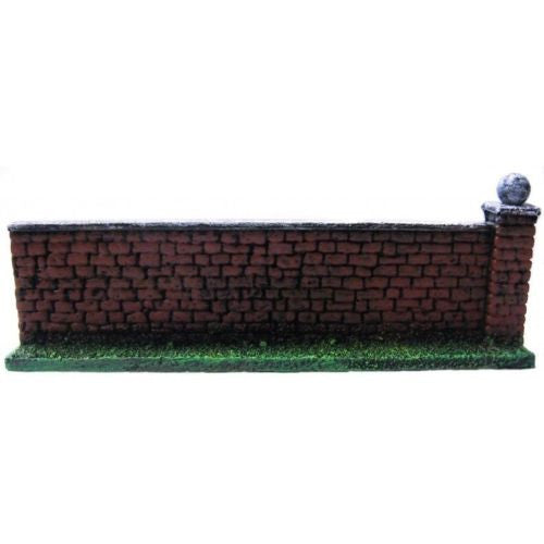 Scenery - Wargame - 20-28mm - ES75 - Wall section - USED