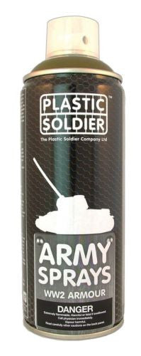 Plastic soldier - United States - 400ml - SP005