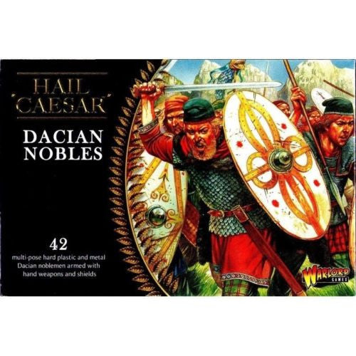 Warlord Games - Hail Caesar - Dacian nobles - 28mm