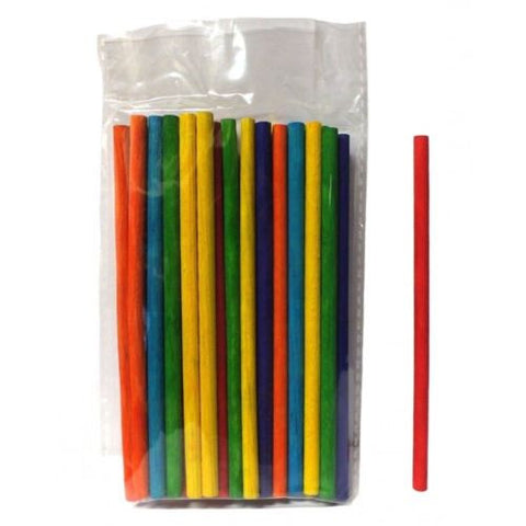 Bricolage - Littlewoods colored cylindrical - Type H (30 pz.)