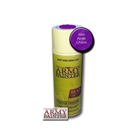 The Army Painter - Color primer Alien purple - 400ml